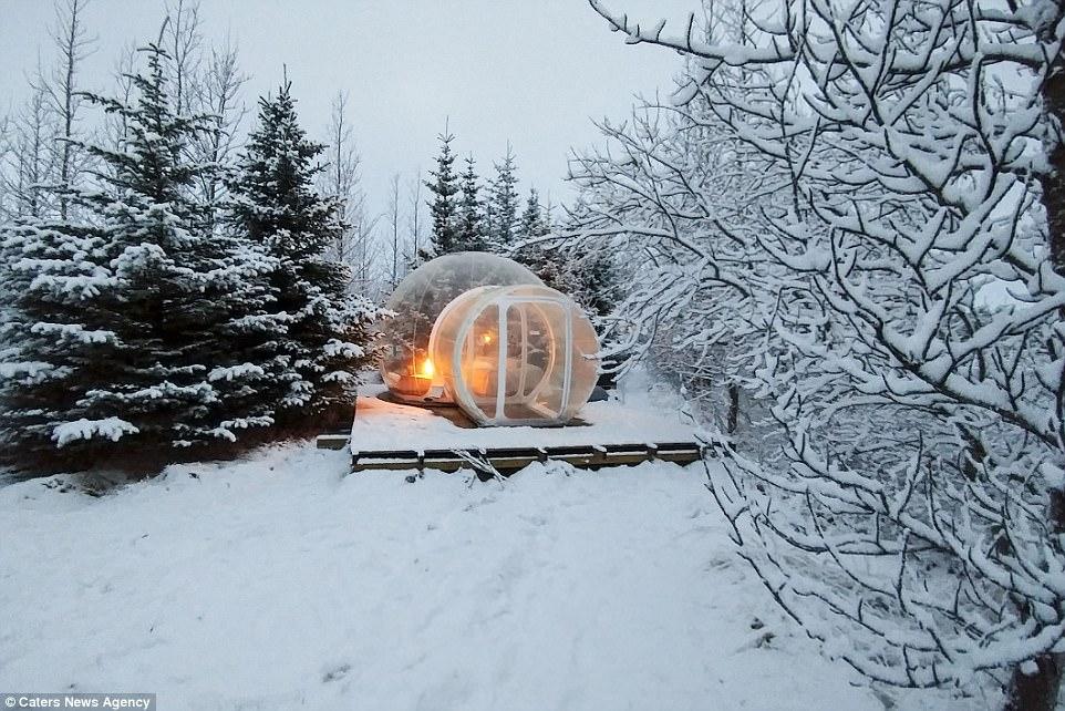 پیشنهاد دلپذیر یک هتل در ایسلند به مسافران +تصاویر