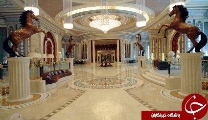 شاهزادهای عربستانی کجا زندانیاند + تصاویر