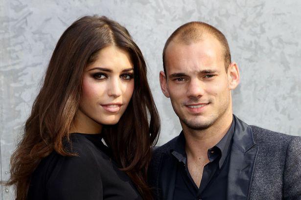 ازدواج ستارگان فوتبال با هنرمندان