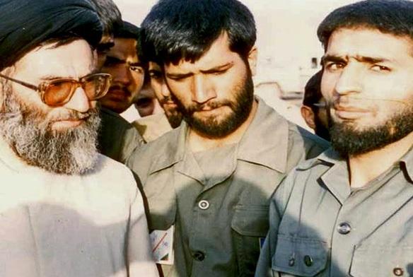 ماجرای دیدار رهبر انقلاب و شهید طهرانی مقدم در جنگ تحمیلی