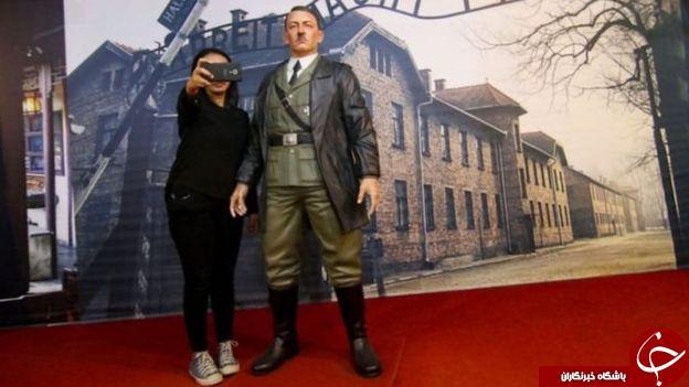 این بار عکس سلفی با هیتلر در اندونزی جنجال بپا کرد + عکس