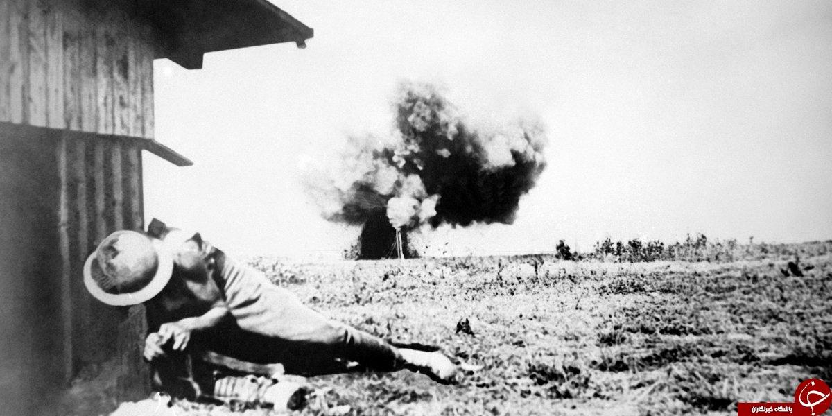 نود و نهمین سالگرد پایان جنگ جهانی اول در قاب تصاویر