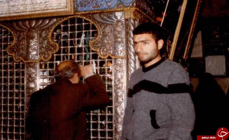 مجموعه تصاویری از شهید تهرانی مقدم