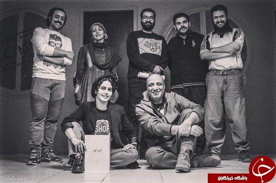 تصاویر جالب بازیگران و هنرمندان در اینستاگرام
