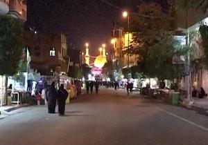 گزارش اختصاصی باشگاه خبرنگاران جوان از دقایق پس از زلزله در کربلای معلی +فیلم