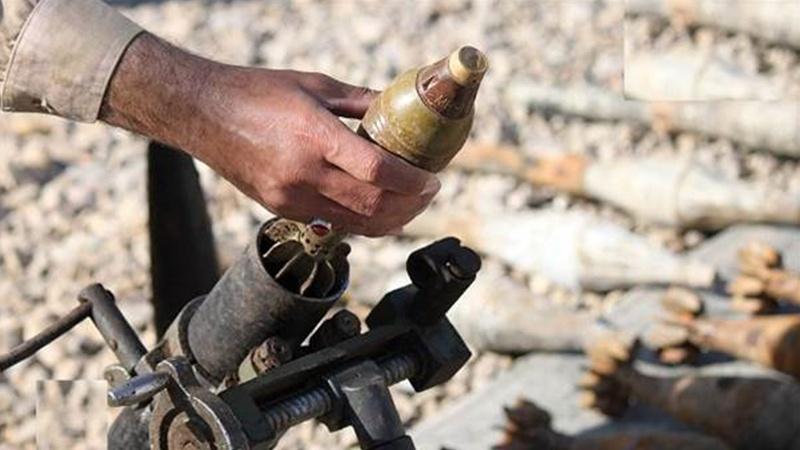 شلیک دو خمپاره به منطقه الزبلطانی دمشق و زخمی شدن یک غیرنظامی