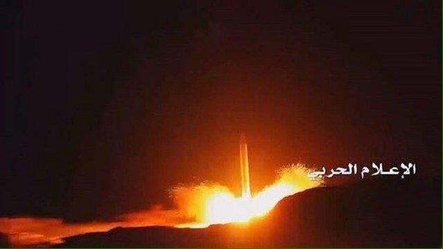 انصار الله ایرانی بودن موشک شلیک شده به عربستان را رد کرد
