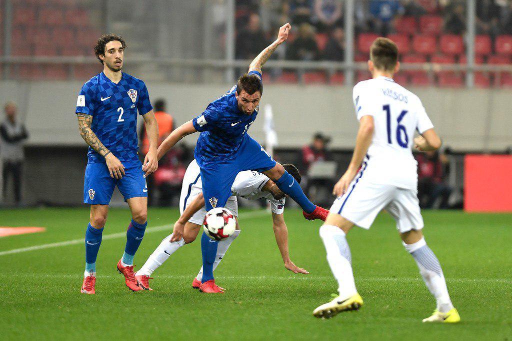 کرواسی هم مسافر جام جهانی شد