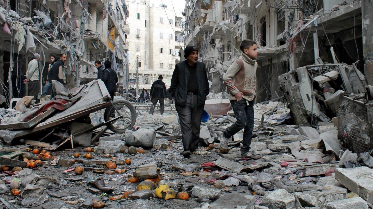 وزارت خارجه سوریه: مدعیان حقوق بشر در قبال کشتار ائتلاف آمریکایی کاری انجام دهند