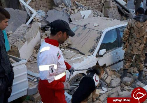 آخرين جزييات از زلزله 7.3 ريشتري شب گذشته + تصاوير