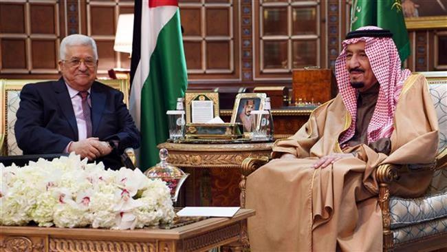 عربستان خطاب به عباس: یا طرح صلح ترامپ را بپذیر یا استعفا کن!