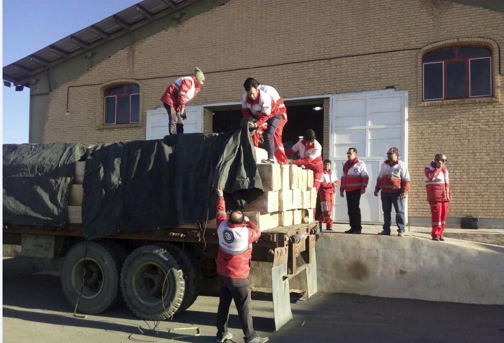 5 هزار تخته پتو آماده ارسال به مناطق زلزلهزده کرمانشاه