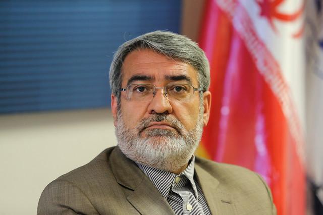 حضور وزیر کشور در مراسم تکریم و معارفه استاندار چهارمحال بختیاری لغو شد