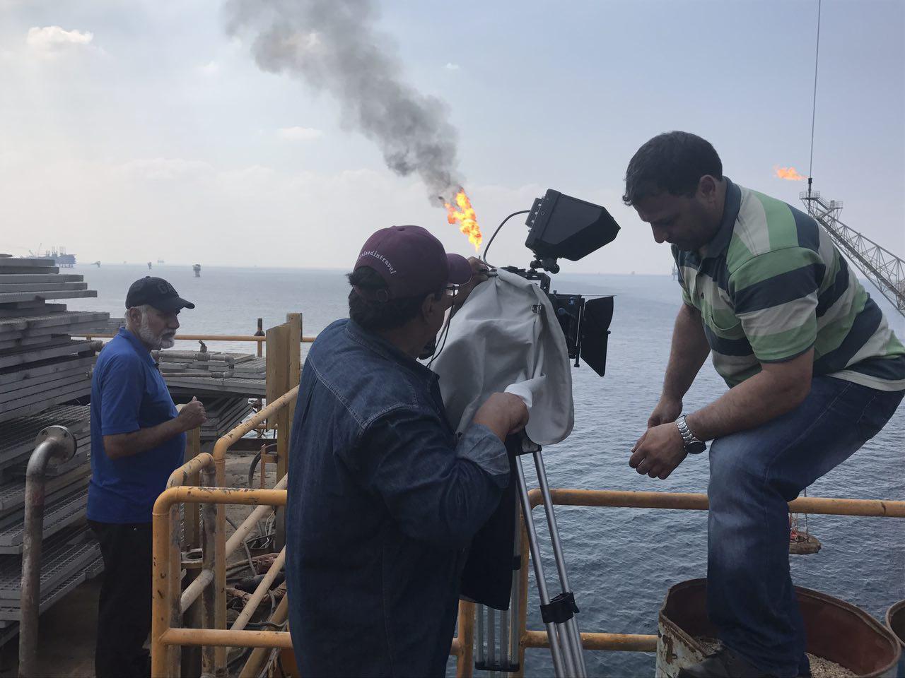 پرونده تصویربردای «برنا» در خلیج همیشه فارس بسته شد