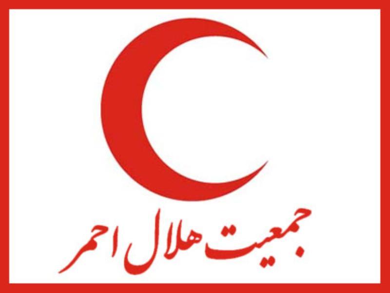 امدادرسانی هلال احمر استان همدان به مناطق زلزله زده + فیلم