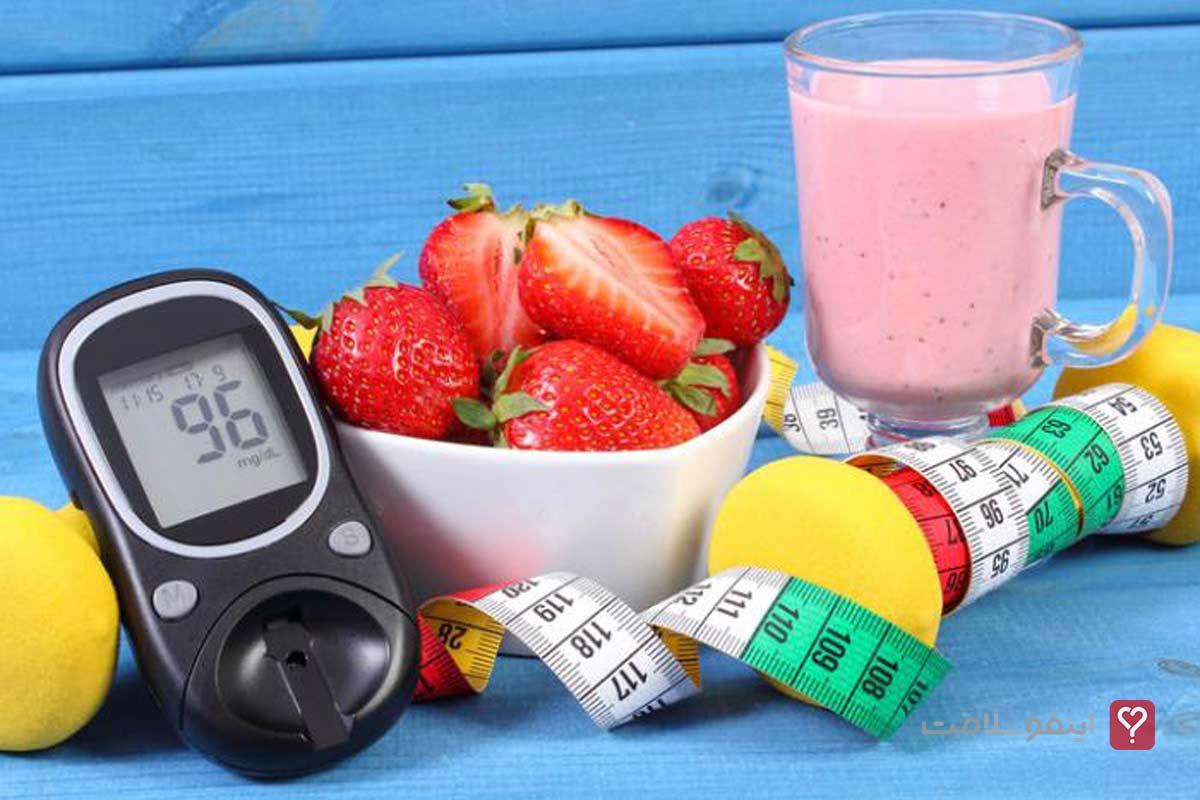 ۸ روش سریع برای کنترل موثر قند خون