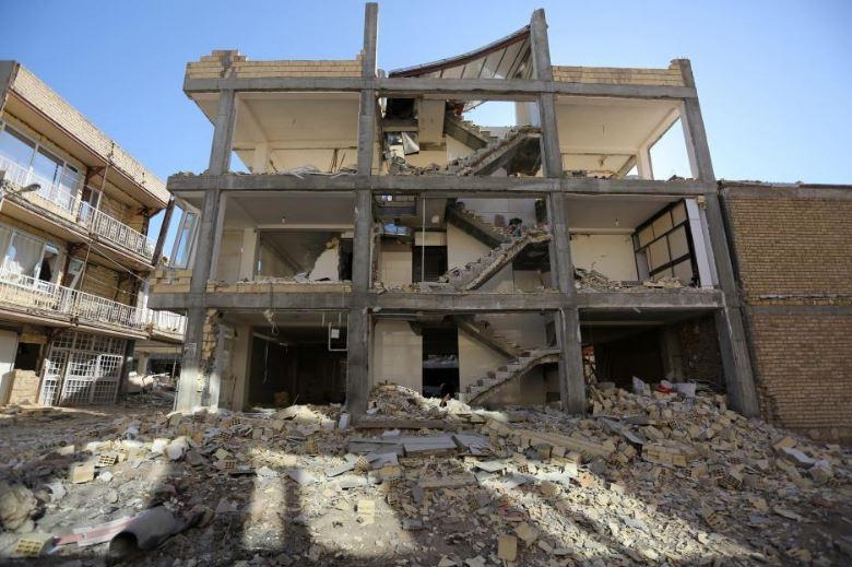 انعکاس زلزله غرب ایران در خبرگزاری رویترز