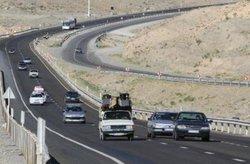 ترافیک در جاده های کرمانشاه روان است