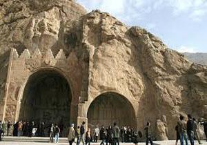 زلزله به 5 بنای تاریخی کرمانشاه آسیب زد