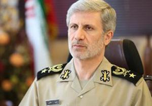 تأکید وزیر دفاع بر امداد رسانی فوری به زلزلهزدگان استان کرمانشاه