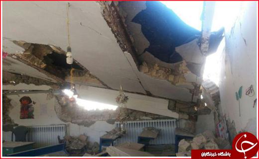 آخرین جزییات از زلزله ۷.۳ ریشتری شب گذشته + فیلم و تصاویر