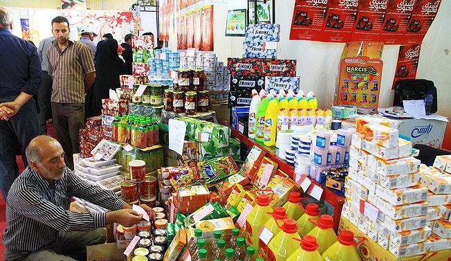 اعلام قیمت اقلام پر مصرف بازار اهواز در هفته جاری