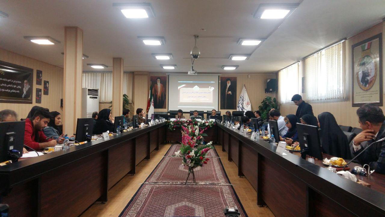 برگزاری مجمع سالیانه عمومی هیئت پزشکی ورزشی استان زنجان