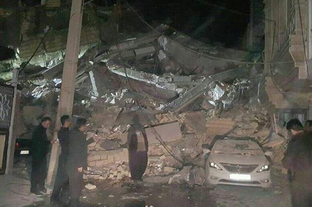 پس لرزه های کرمانشاه تا 3 ماه آینده ادامه دارد/ افزایش آمار تلفات و خسارات زلزله شب گذشته