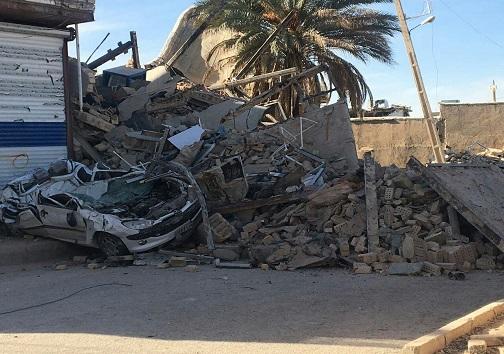زلزله زدگان نیاز مبرم به چادر دارند+تصاویر زلزله