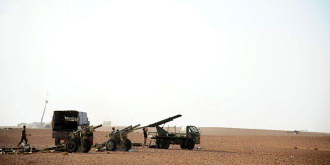 ارتش سوریه کنترل شهرک «ابو الغر» در استان حماه را به دست گرفت