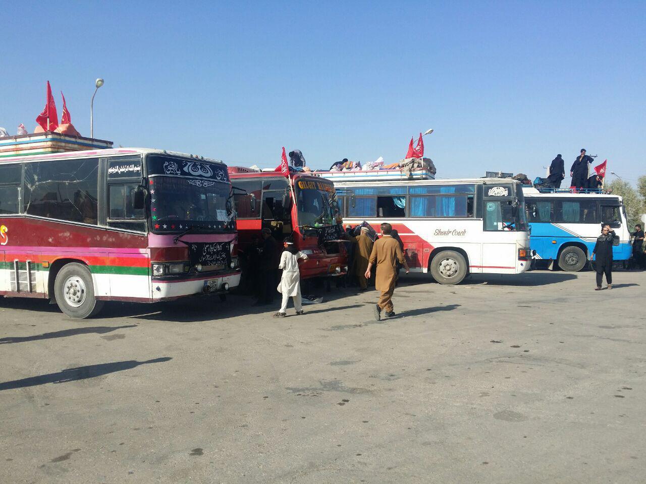 افزایش ۳۰ درصدی ورود زائران پاکستانی به سیستان و بلوچستان