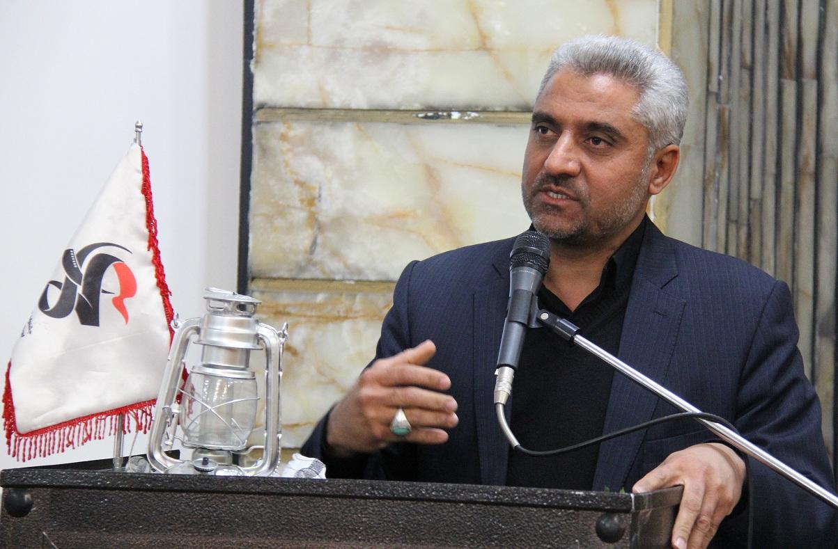 شهید خزایی از رویشهای شهدای دوران دفاع مقدس است