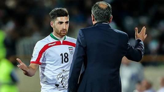 جهانبخش: تفاوت زیادی بین فوتبال ایران و هلند وجود دارد/انتخاب درست، شرط پیشرفت است
