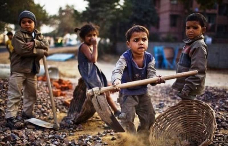 سازمان بین المللی کار خواستار پایان دادن به کار اجباری کودکان شد