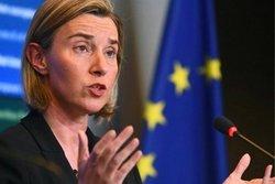 واکنش موگرینی به حمایت فرانسه از وضع تحریمهای جدید علیه ایران