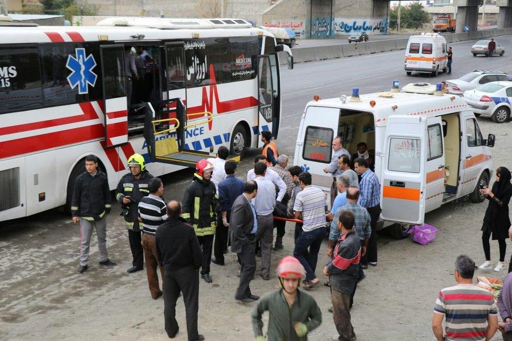 اعزام 4 تیم معاونت بهداشت به مناطق زلزله زده