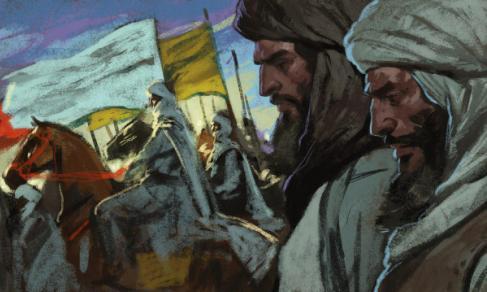 حسن روحالامین به پروژه انیمیشن «محمد رسول الله(ص)» پیوست+ تصاویر