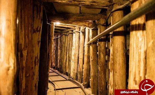 تونلی که رد شدن از آن شما را از ناامیدی نجات می دهد!