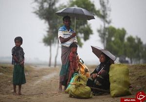 جنایات ارتش میانمار علیه مسلمانان روهینگیا وحشتناکتر از اقدامات داعش است!
