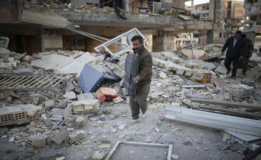 جدیدترین جزییات از زلزله غرب کشور+آمار تفکیکی جانباخته های شهرستانها