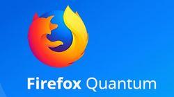 انتشار نسخه کوانتوم مرورگر فایرفاکس