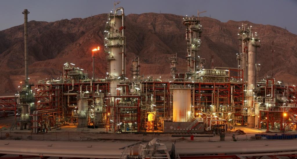تولید روزانه گاز از پارس جنوبی به بیش از ۵۷۰ میلیون مترمکعب میرسد