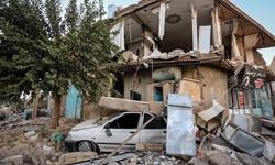 توزیع چادر در بین زلزلهزدگان نیازمند نظم است
