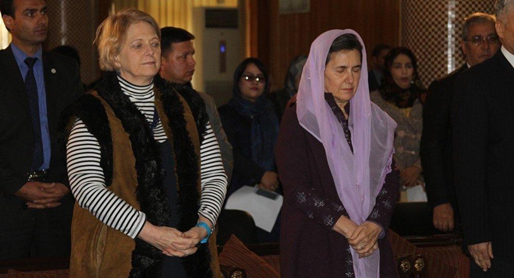 آغاز نشست همکاری های منطقه ای برای افغانستان در عشق آباد