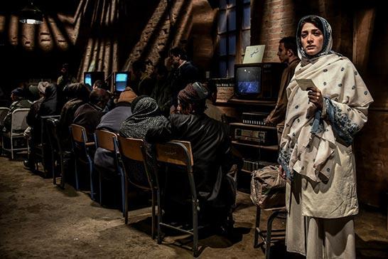 «سرو زیر آب» فرم حضور در جشنواره فیلم فجر را پر کرد