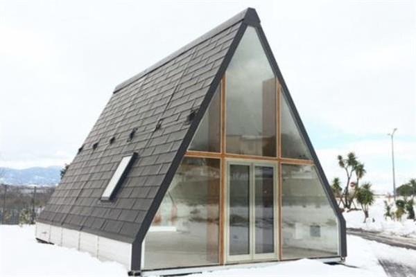 طراحی خانهای که در کمتر از یک روز ساخته میشود!+عکس