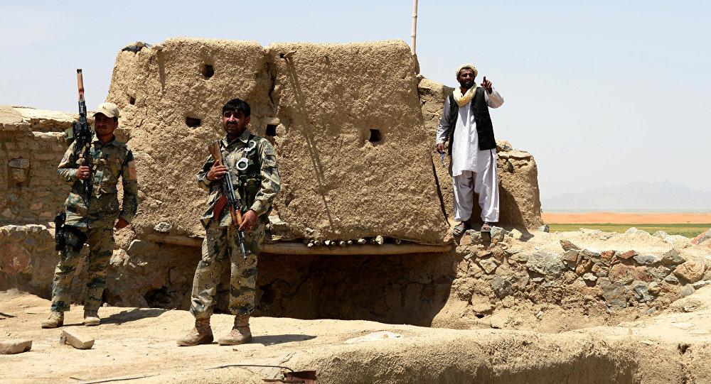 دفع حملات گسترده طالبان به 15 مرکز امنیتی قندهار