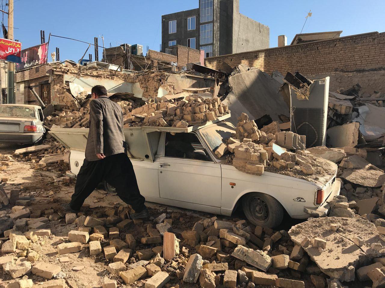 31هزار واحد در مناطق زلزله زده دچار خسارت شدند