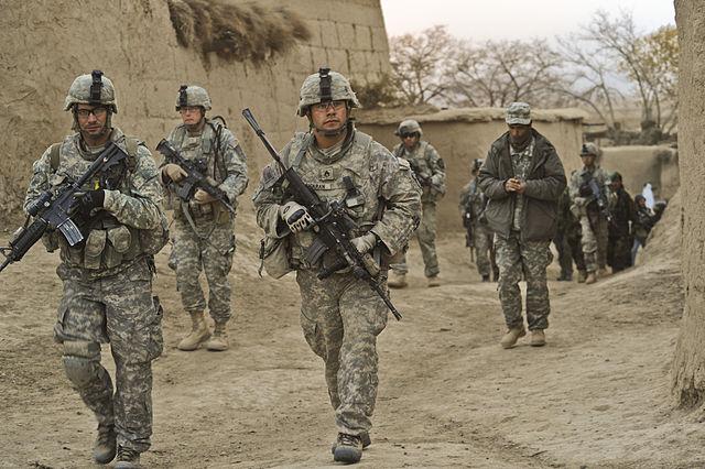 آمریکا در رسیدن به اهداف خود در افغانستان ناکام مانده است