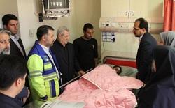 580 تخت بیمارستانی همدان آماده خدمت رسانی